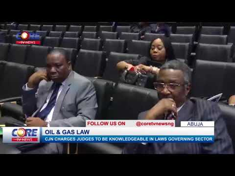CJN ON OIL & GAS LAW...watch & share...!