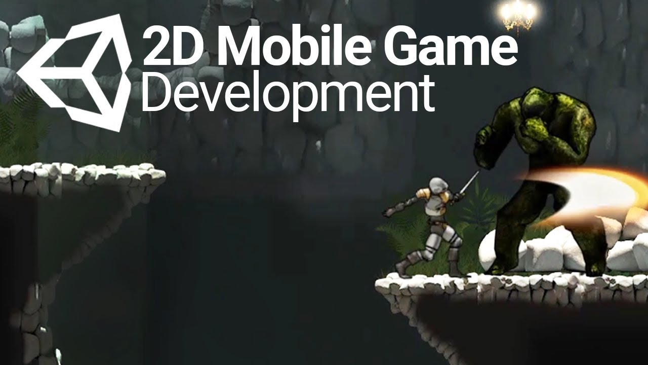Unity Authorized Course 2d Mobile Game Development Youtube