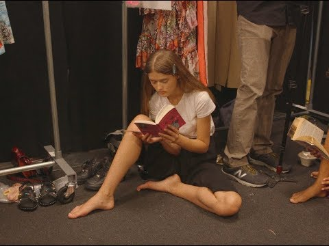 Один день из жизни модели во время New York Fashion Week