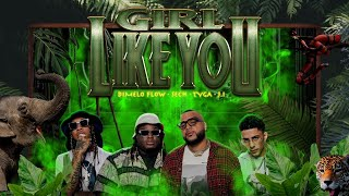Dimelo Flow, Sech, Tyga, J.I - Girl Like You (Official Video)