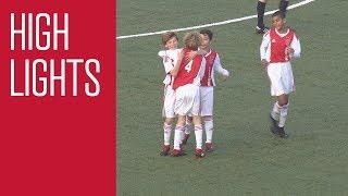 Highlights Ajax O13-2 - Kampong O13