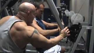 Body By Science Training (Video 6): Sid Morris -- Part One