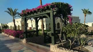 Charmillion Club Resort 5* Шарм-ель-Шейх, Египет (обзор территории), июнь 2019г.