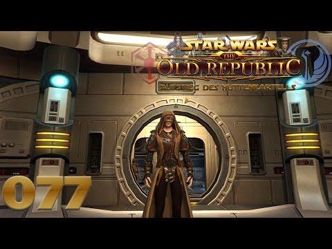 Star Wars The old Republic Gameplay german deutsch - Part 77 - Ich bin Level 55...Revan kann kommen