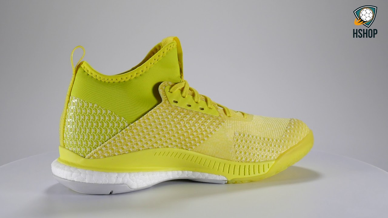 get cheap e46d0 a4a56 adidas Crazyflight x 2 mid Yellow