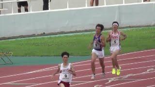 関東陸上競技選手権2016 男子3000mSC決勝