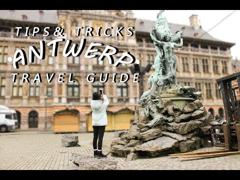 Antwerp Travel Guide~ Things to do/Tips&Tricks 🔛💕⛪