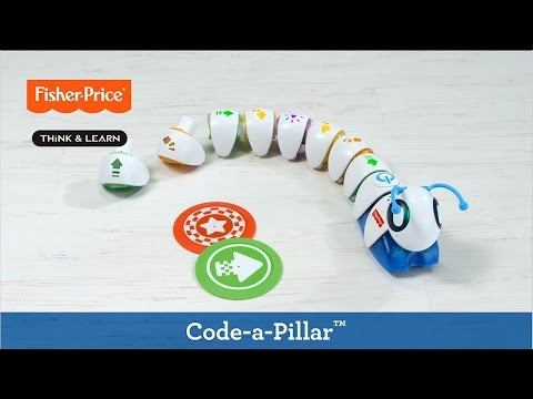 Think & Learn Code-a-pillar™ | Fisher-Price