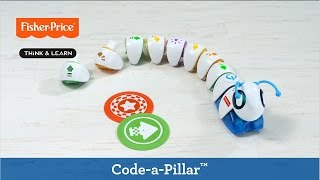 Fisher Price Think /& Learn Code-a-Pillar Toy