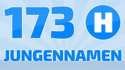 173 beliebte und schöne Jungennamen mit [H]   ❤ ❤ ❤