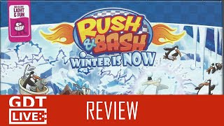 Rush & Bash: Winter is NOW! - Review
