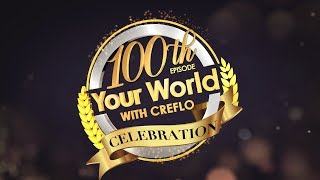 Tyrese & Samantha Gibson | Your World with Creflo: 100th Episode Special, Part 2