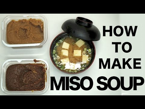 Thumbnail: How To Make Miso Soup