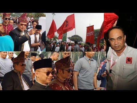 SBY DIS0RAKKI DI MOBIL GOLF, DEMOKRAT TUNNTUT PROJO MINTA MAAFF;DEKLARASI KAMPANYE DAMAI;SBY WO;ANDI