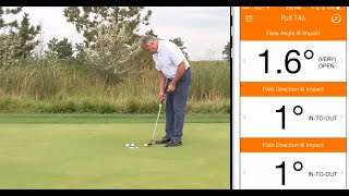 Golf Lessons-Switchblade sets the SkyPro for perfect practice from EyeLine Golf thumbnail