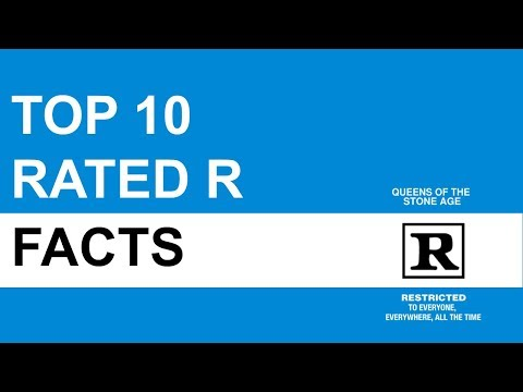 Top 10 Rated R Facts