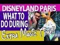Extra Magic Time Disneyland Paris | HOW TO USE extra magic time? | seeyouinmainstreet
