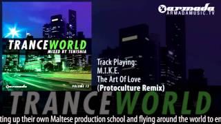 CD2 - 07 Tenishia - The Art Of Love (Protoculture Remix)