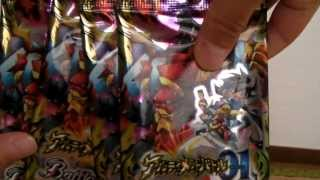 Repeat youtube video バトルスピリッツ アルティメット01 パック開封動画 - バトスピ Battle Spirits -