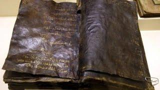 Zgodnie zewangelią Barnaby, Jezus Chrystus nie został ukrzyżowany inie był synem Boga