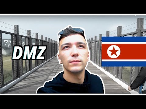 Seeing North Korea and the DMZ for the first time