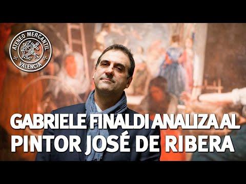 Gabriele Finaldi: Conferencia sobre el pintor José de Ribera en Valencia