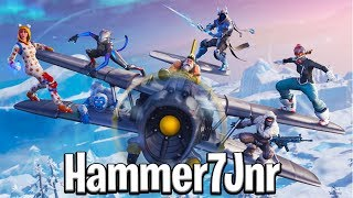 🔴 2v2 ACGL Tournament w/THEOVZ | FORTNITE | 160 PING | USE CODE HAMMER7JNR | 50 LIKE GOAL