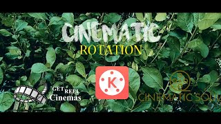 Cara Edit Effect Rotation Cinematic + Video Mengikuti Beat Musik ( Kinemaster )