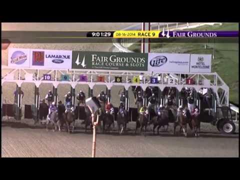 2014 Fair Grounds QH Racing Report: Episode 1