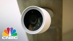 A First Look Nest's New Home Security System | CNBC