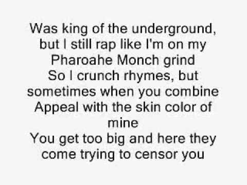 Eminem - Rap God LYRICS