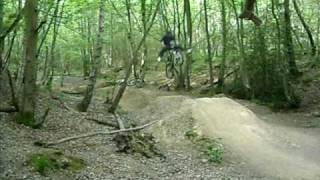 rough common dirt jumps Tommy Walker and Dean Yates