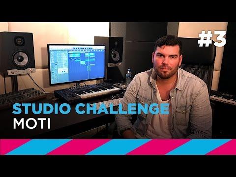 Studio Challenge #3: MOTi creates track in 1 hour [NL SUB] | SLAM!