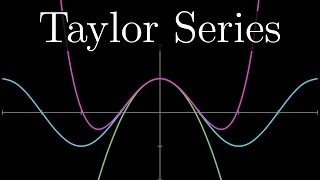 Taylor series | Essence of calculus, chapter 11