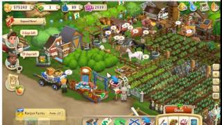 How to get free Unlimited water in Farmville 2 Facebook Game