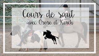 Sauts I Avec Kerch et Orore + test go pro