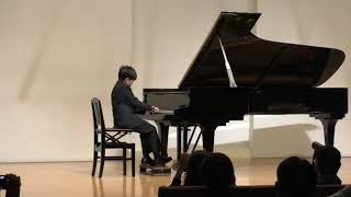 杉中ピアノ教室 第6回発表会 3年生男子「マズルカ」op.68-3 石綿日向子 検索動画 20