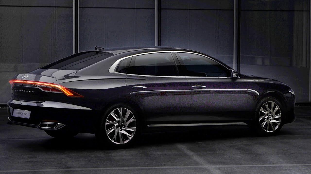 2020 Hyundai Azera Redesign and Concept