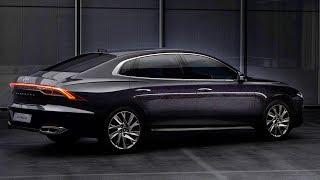 2020 Hyundai Grandeur - interior Exterior and Drive