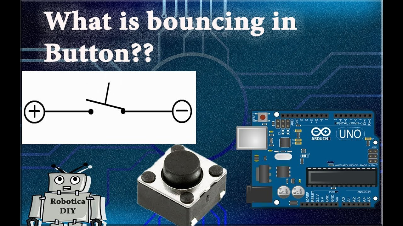 Arduino Tutorial 15 How To Debounce Pushbutton Youtube Simple Switch Debouncer