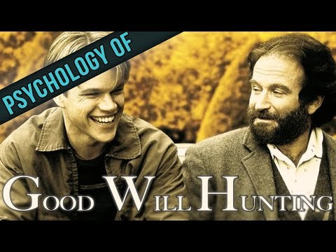 The Psychology Of GOOD WILL HUNTING | Psych Cinema