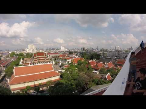 Bangkok Wat Saket 2017