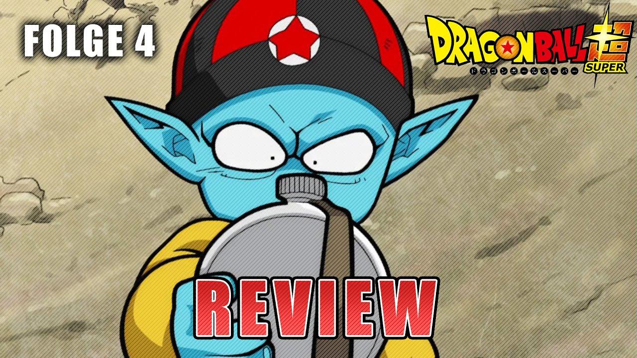 Dragonball Super Folge 4