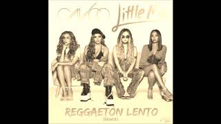 Reggaetón Lento Remix (chipmunk version)
