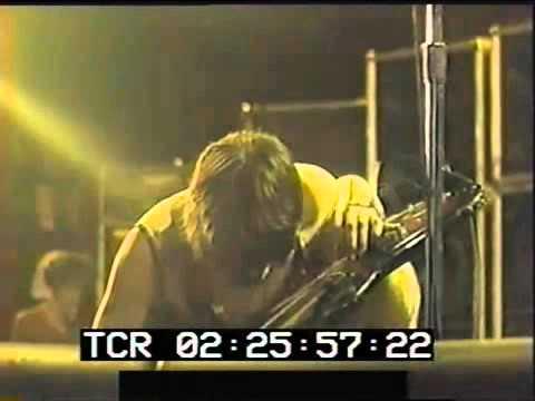 Kurt cobain sai engatinhando