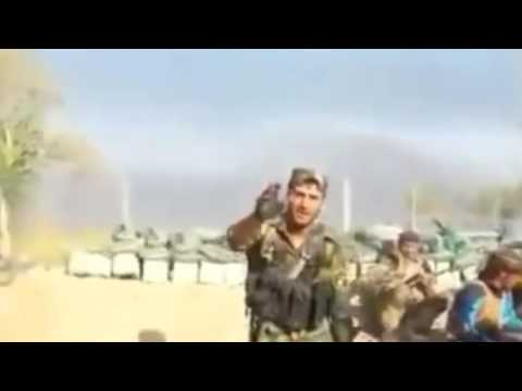 Iraqi war headshot