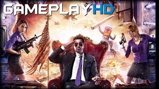 Saints Row IV: Game of the Century Edition Gameplay (PC HD)