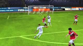 Гол Рикошет(Fifa World)