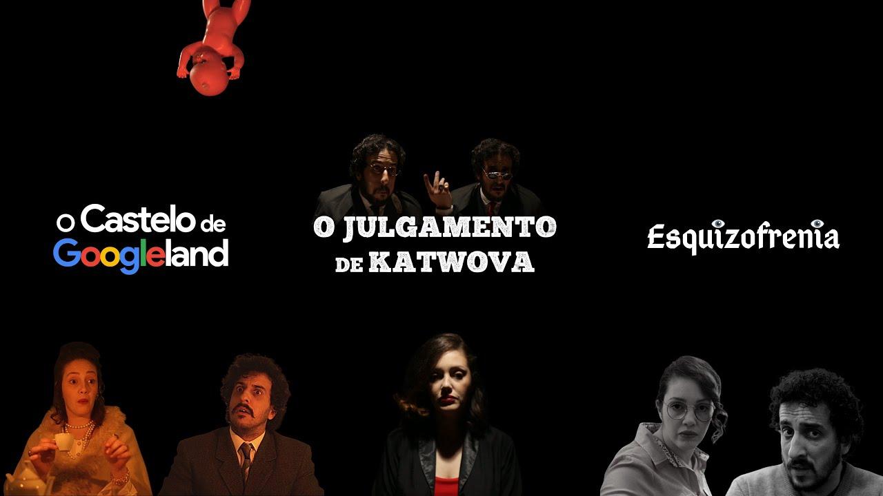 Websérie VIDAS ABSURDAS NA QUARENTENA - Trailer