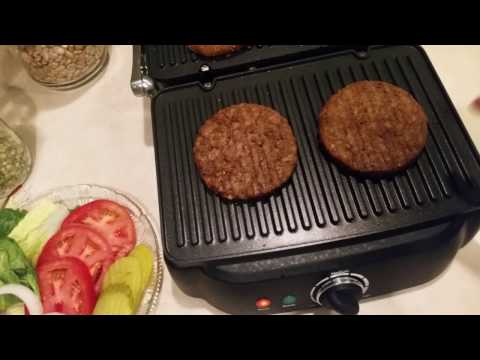 Morning Star Farms Grillers Prime Burger REVIEW!!!